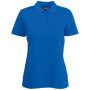 Dames Polo Shirt 65/ 35 - AZUL - L
