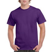 Gildan T-shirt Ultra Cotton SS Purple XXL