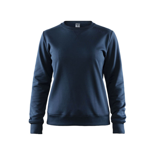 Craft Leisure Crewneck Wmn Hoodies & Sweatshirts