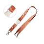 Recycled PET, sublimation lanyard with buckle. 8 days delivery*