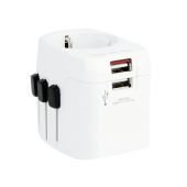 Bedrukte SKROSS® PRO Light USB Adaptor & Charger