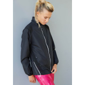 Dameswindbreaker black l