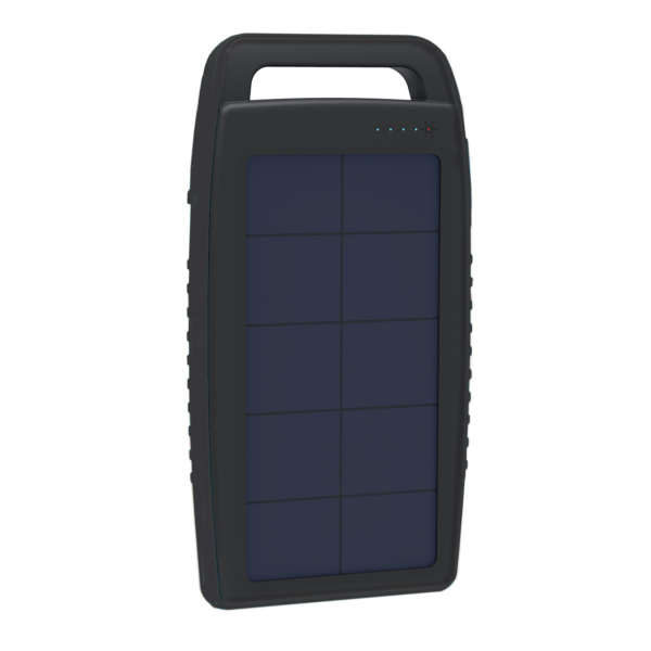 SolarCharger 15000 mAh - black