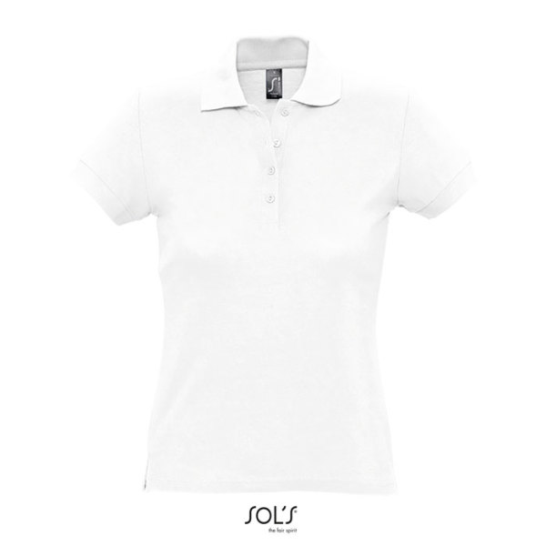 PASSION - PASSION-dames polo-170g