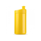 Sportbidon design 500ml - Geel