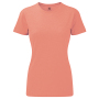 Ladies HD T-Shirt XS Coral Marl