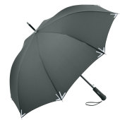 AC regular umbrella Safebrella® LED - grey