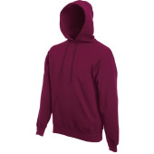 Classic hooded sweat (62-208-0) burgundy xxl
