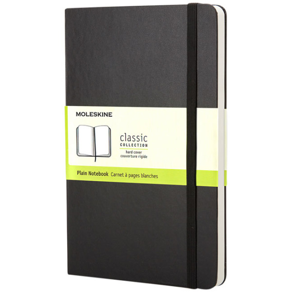Classic PK hard cover notitieboek - stippen