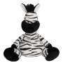 Chilly Friends® Zebra Anja - black/white