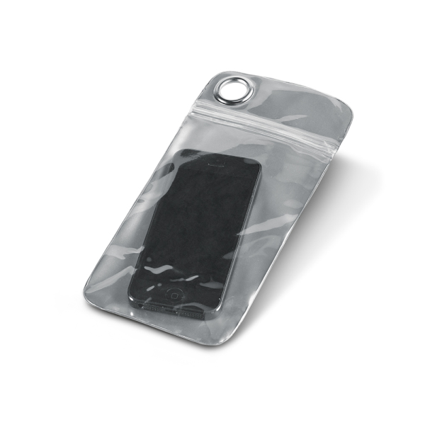 Mamore. Touch screen pouch for smartphone