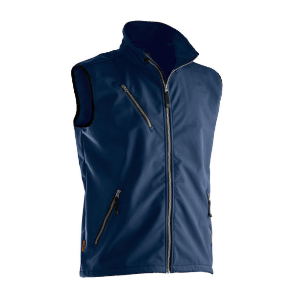 7502 Light Softshell Vest