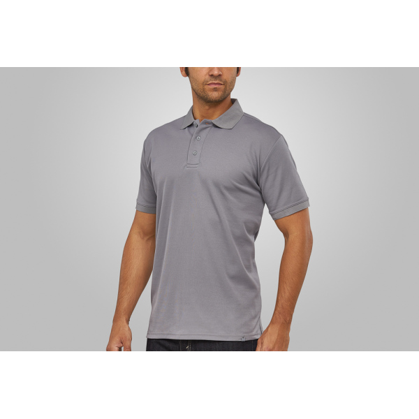 Macseis Polo Flash Powerdry for him Stone Grey