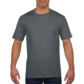 Gildan T-shirt Premium Cotton Crewneck SS for him Charcoal 3XL
