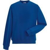 Authentic crew neck sweatshirt bright royal 3xl
