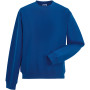 Authentic crew neck sweatshirt bright royal blue xxl