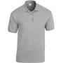 Dryblend classic fit youth jersey polo sport grey '7/8 (m)