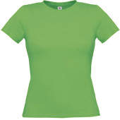 B&c women-only t-shirt real green xl