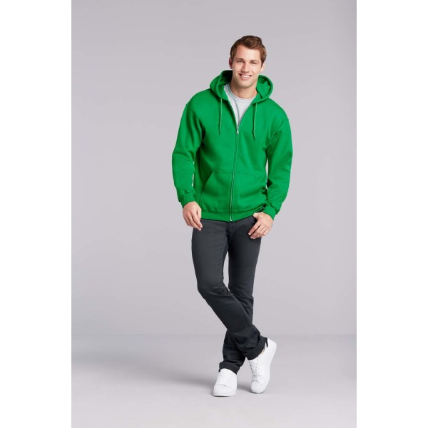 Gildan Sweater Hood Full Zip for him