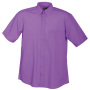 Men's Promotion Shirt Short-Sleeved paars