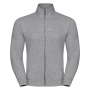 Adults Authentic Sweat Jacket, Light Oxford, 3XL, RUS