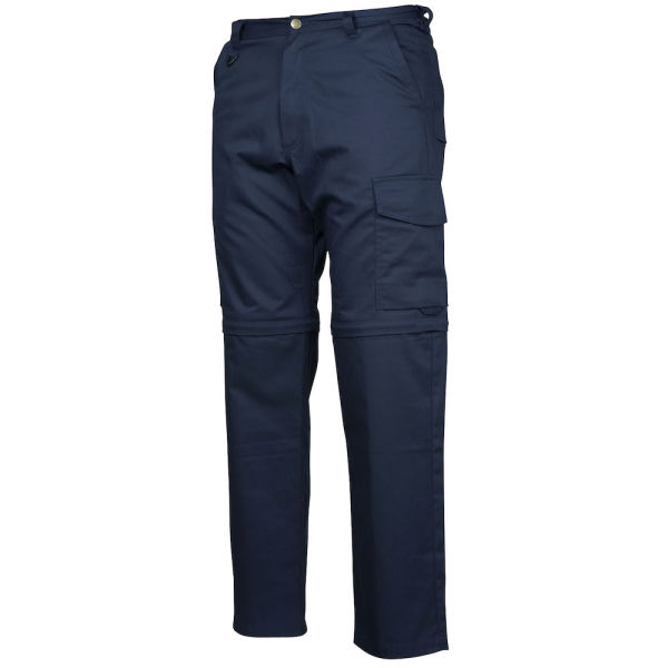 PROJOB 2502 PANTS ZIP OFF