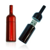 Fles model USB stick