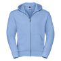 Authentic Zipped Hood, Sky, XL, RUS