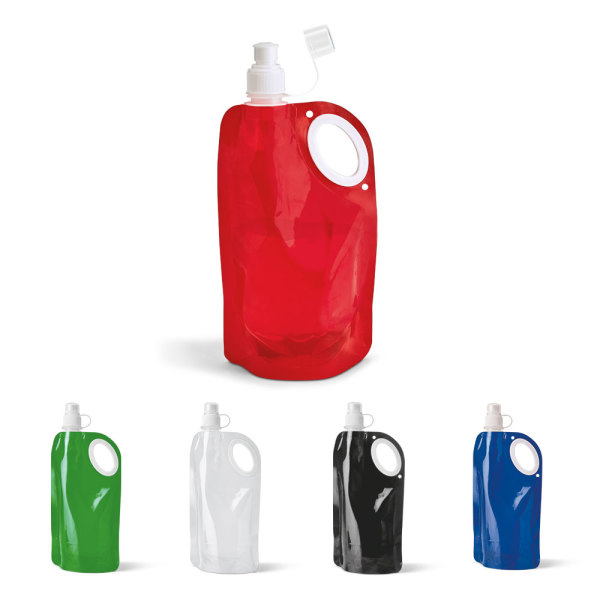HIKE. Folding bottle