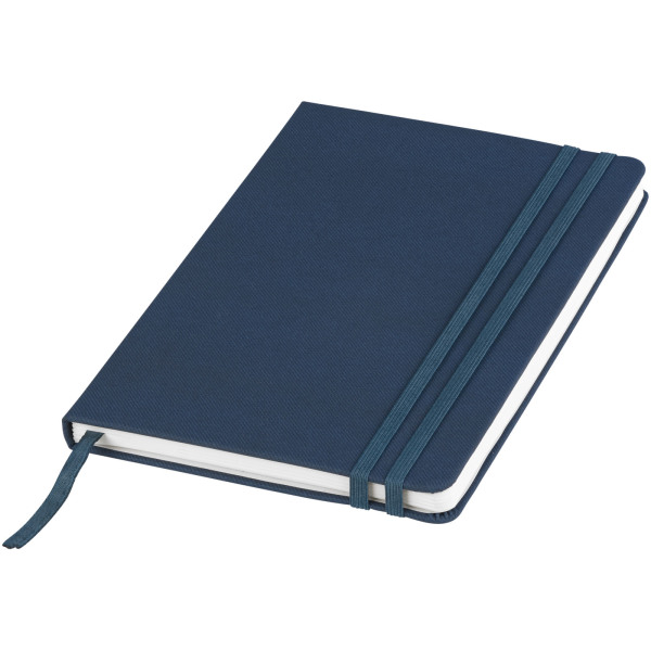 Denim A5 hard cover notitieboek met harde kaft