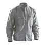 5601 Worker shirt polyester Graphite grey s