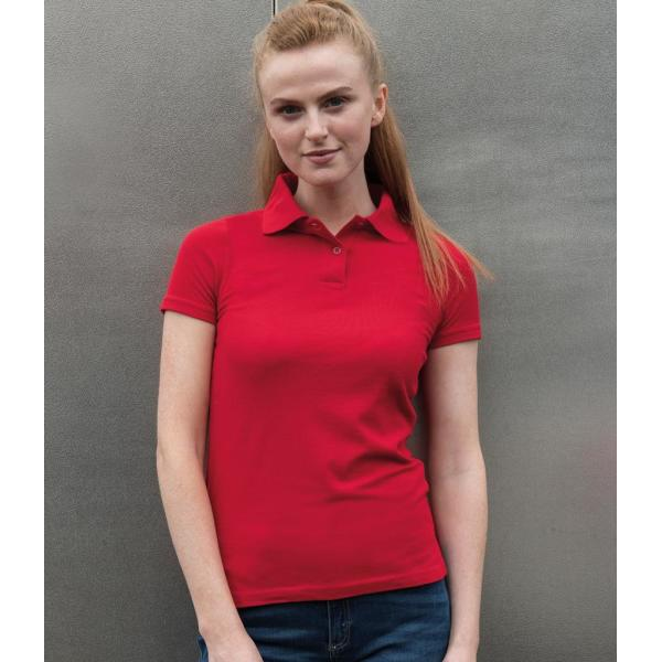 Ladies Pro Piqué Polo Shirt