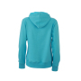 Ladies' Hooded Sweat pacific