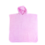 Baby Poncho light pink