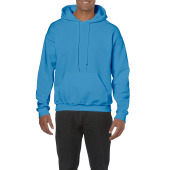Gildan Sweater Hooded HeavyBlend for him Sapphire S