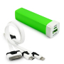 UK Stock PowerCharger zwart