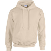 Heavy blend™ classic fit adult hooded sweatshirt sand xxl