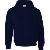 Dryblend® adult hooded sweatshirt® navy xl