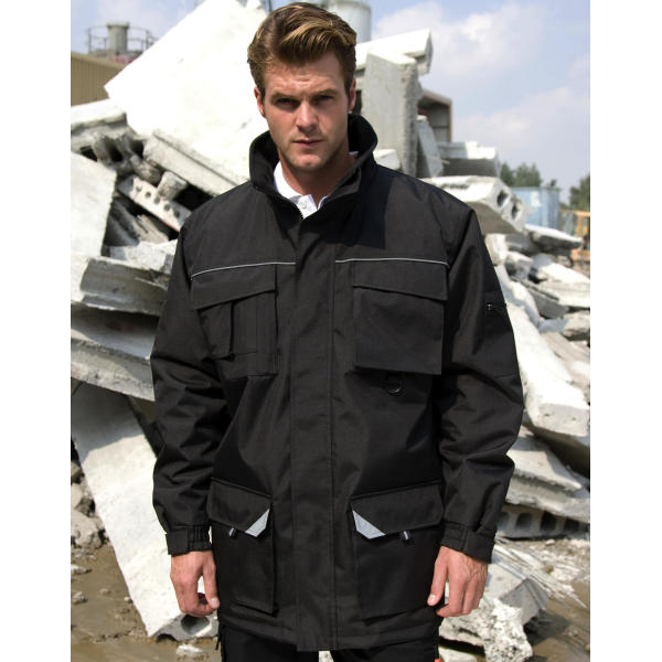 Work-Guard Sabre Long Coat