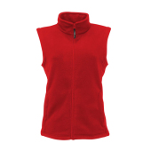 Dames Micro Fleece Bodywarmer