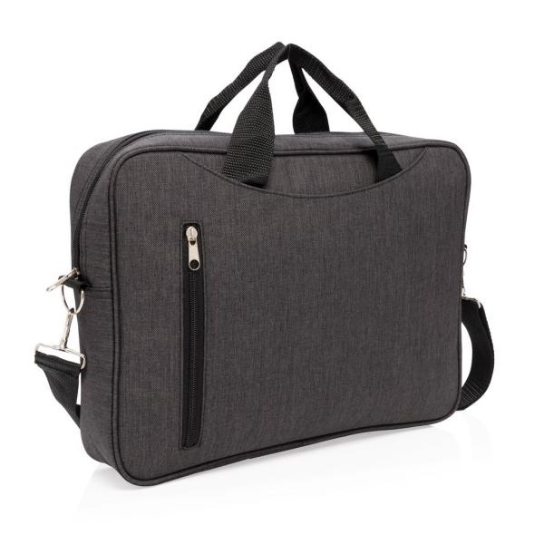 "Basic 15"" laptop tas"