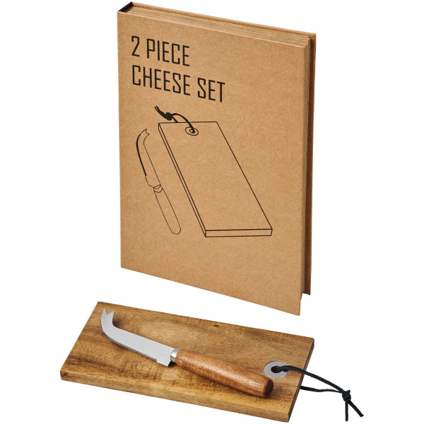 Reze 2-piece cheese set