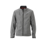 Men's Softshell Jacket licht melange