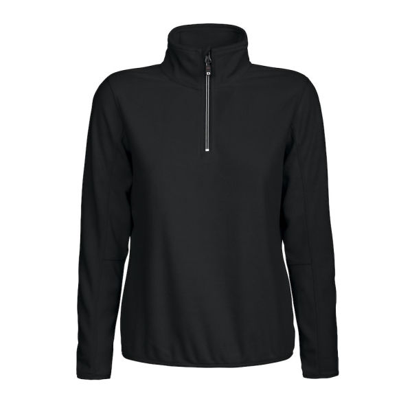 MELTON LADY HALF ZIP