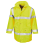 Safety Jack L Fluorescent Yellow