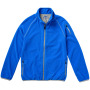 Drop Shot fleece heren jas met ritssluiting - Sky blue - S