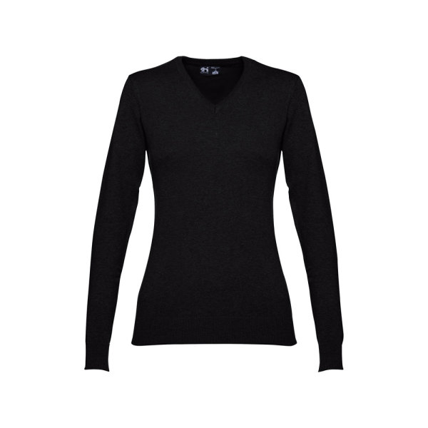 THC MILAN WOMEN. Women's V-neck jumper