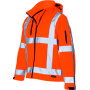 Softshell RWS 403003 Fluor Orange XL
