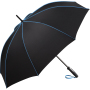 AC midsize umbrella FARE®-Seam - black-blue