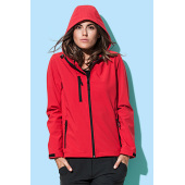 Stedman Jacket Softshell Hooded Jacket for her